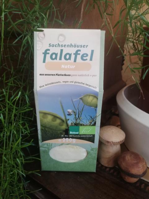Falafel, natur