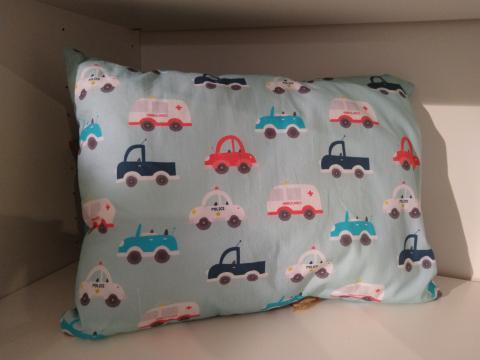 KLEINigkeiten Kissen Autos