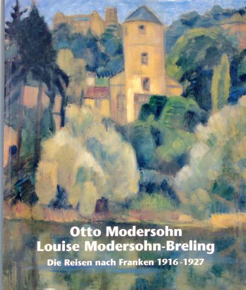 "Museumskatalog ""Otto Modersohn und Louise Modersohn-Breling"""