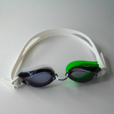 optische Schwimmbrille