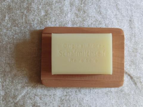 Schafmilch-Reine Seife