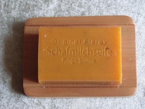 """Schafmilchseife """"Ringelblume""""  100 g"""