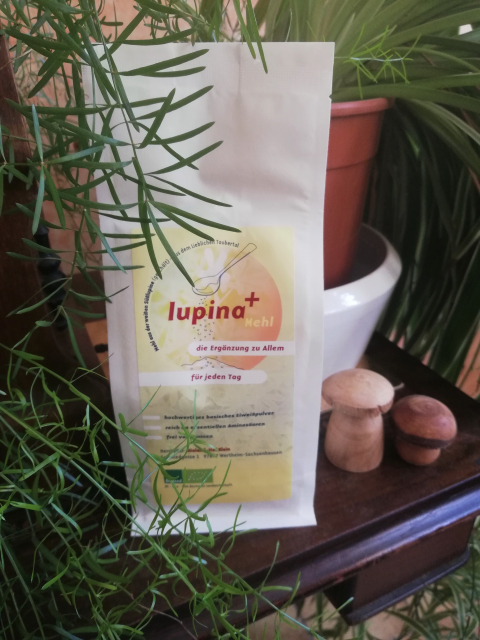 Lupina, Lupinenmehl 700g