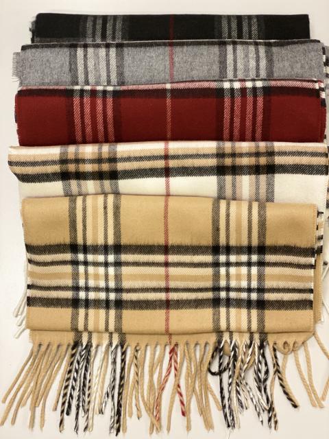 Schals aus Cashmink