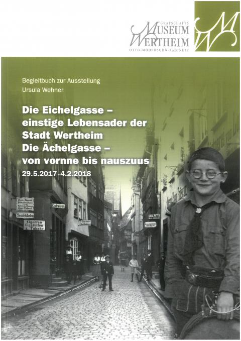 "Museumskatalog ""Eichelgasse"""