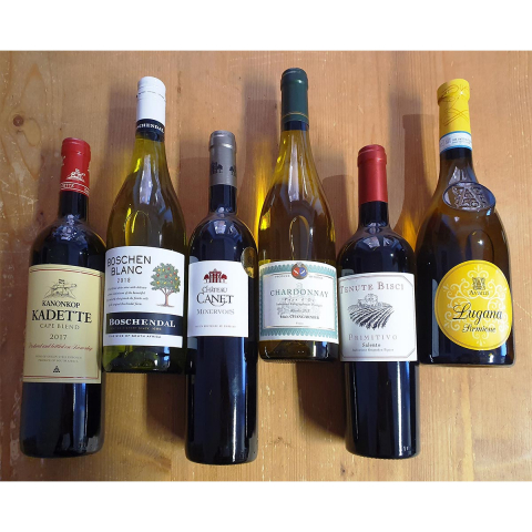Internationales Wein Paket