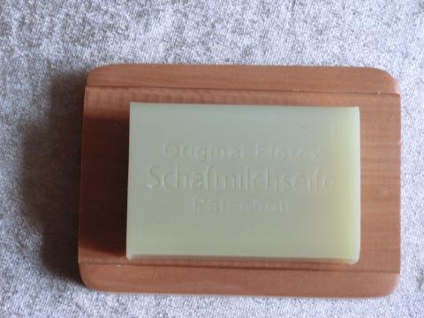 """Schafmilchseife """"Patchouli""""  100 g"""